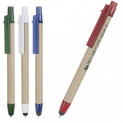 Stylo/stylet publicitaire personnalisable
