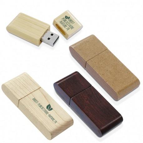 Clé USB publicitaire écologique personnalisable