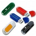 Clé USB publicitaire personnalisable en plastique recyclé