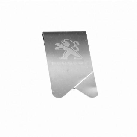 Trombone publicitaire personnalisable recto verso grand format Wingclip XL