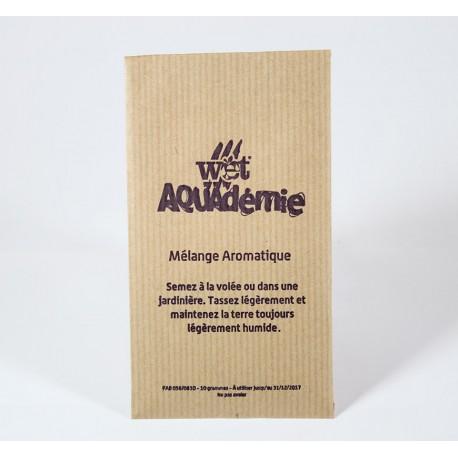 Sachet graines publicitaire papier kraft personnalisable