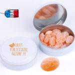 Boîte bonbons personnalisable miel