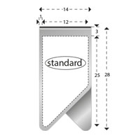 Trombone personnalisé Wingclip Standard