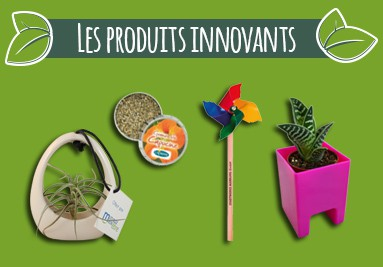 Objets publicitaires innovants